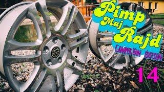 Pimp Maj Rajd #14 : Leštění ALU disků