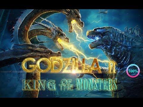 Godzilla King of the Monsters fish hunter shooting skill table gambling game machine |