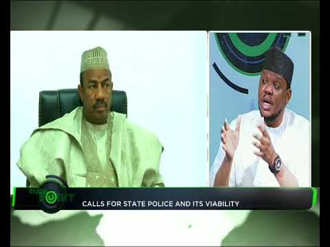 Standpoint February 17th 2018 | Calls for state police and its viability