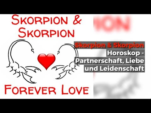 skorpion skorpion liebe horoskop youtube. Black Bedroom Furniture Sets. Home Design Ideas