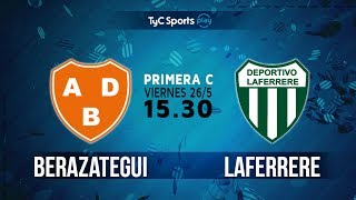 Berazategui vs Laferrere full match