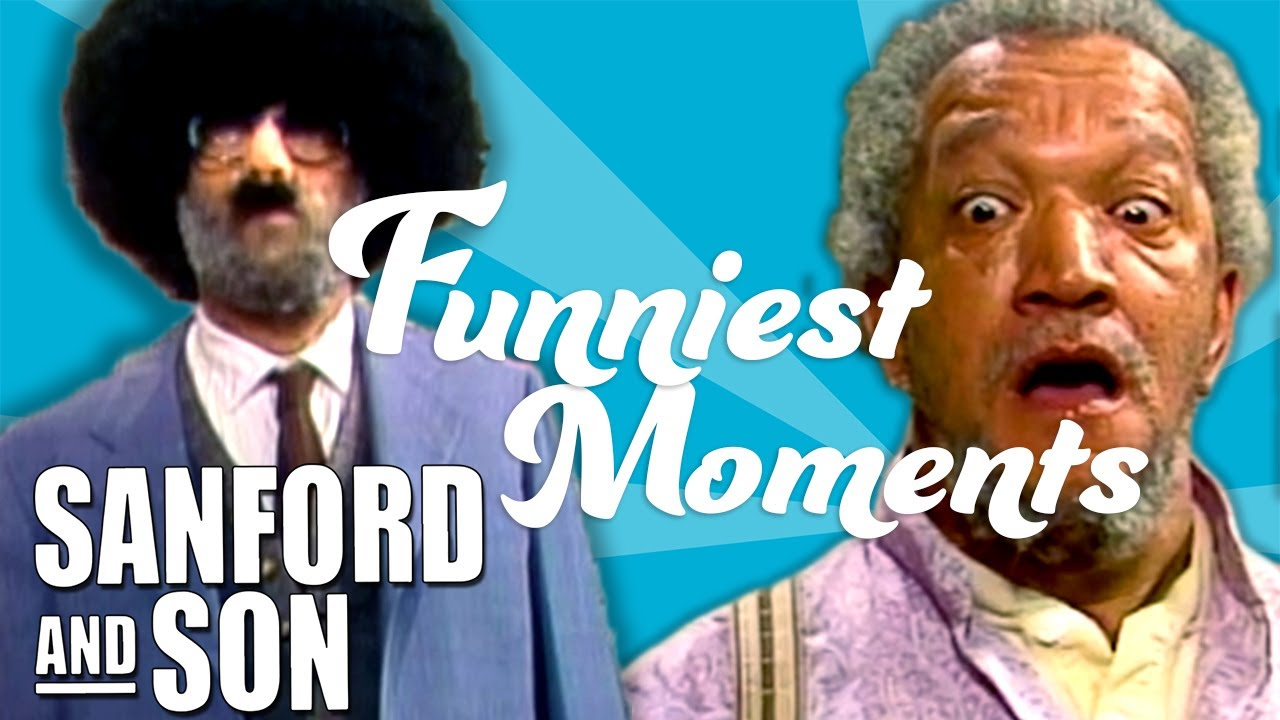 Funniest Moments On Sanford and Son | Sanford and Son