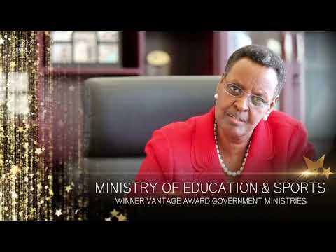 Ministry of Education and Sports wins the Vantage Award for Government Ministries (TPAD-2018)