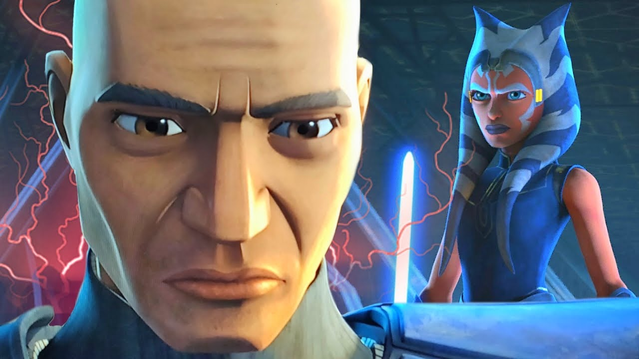 The BIG Secret About Captain Rex that Ahsoka Never Found Out - Clone Wars Explained