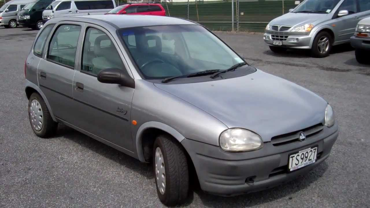 1995 Holden Barina Swing 1 No Reserve Cash4cars Sold