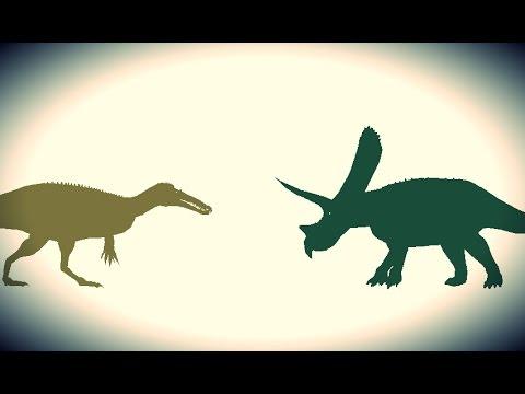 PDFT - Suchomimus vs Torosaurus