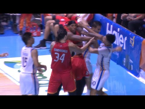 NorthPort-NLEX quarterfinal tussle | PBA Governors' Cup 2019 Quarterfinals