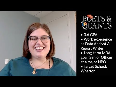 Fridays With Sandy: Want To Work For A Non-Profit?  So Does Kelsey