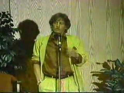 Jim Varney Rare StandUp Part II