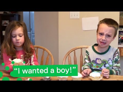 Hilarious Gender Reveal Fails - These Kids Will Make You LOL