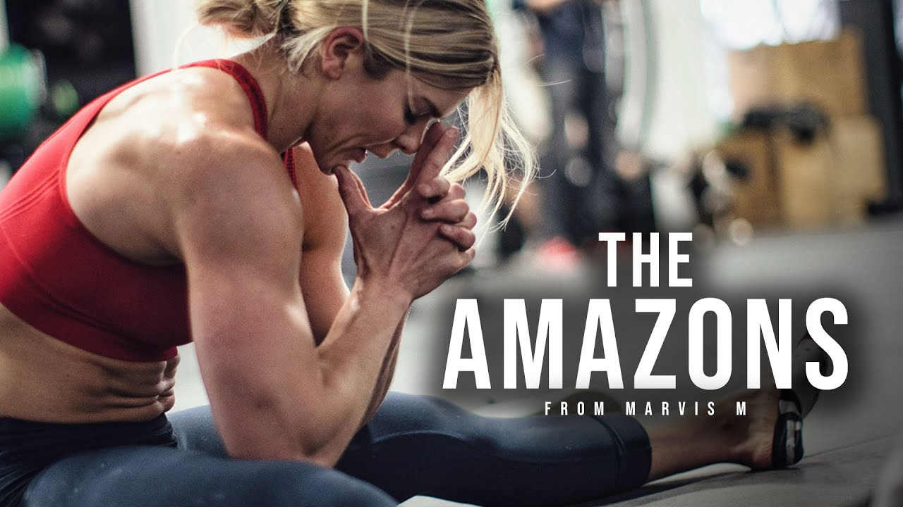 Download THE AMAZONS - Workout Motivational Video HD