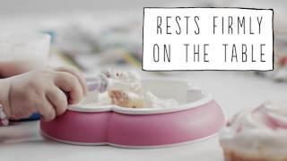 Детская посуда и нагрудники BABY BJORN. Удобная детская посуда Бэби Бьорн, обзор от Олант