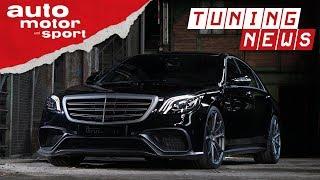 Mercedes S-Klasse von IMSA: Hat das noch Klasse? - TUNING-NEWS   auto motor und sport