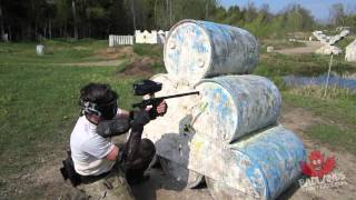 Paintball Tips and Tricks - Playing Your Bunker - Badlands Weekly Vlog #11