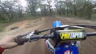 Sand Motocross Track