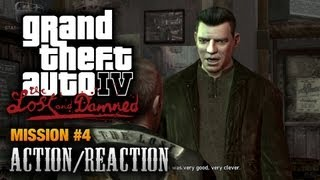 GTA: The Lost and Damned - Mission #4 - Action/Reaction (1080p)