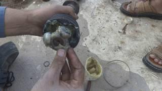 Car Axle drive shaft repair. CV joint & Boot rubber maintenance and replacement. screenshot 5