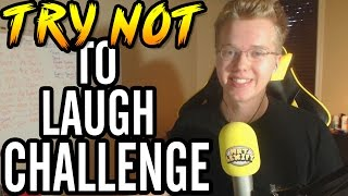 TRY NOT TO LAUGH CHALLENGE (400k Subs)