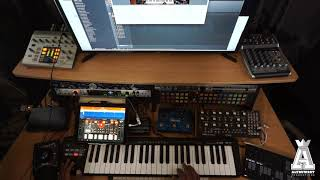 Korg Gadget for iPad COOK UP - Working On Beats Vol 7