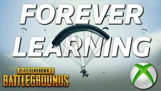 PUBG Xbox One X - Learning From Every Match - Duos on Sanhok