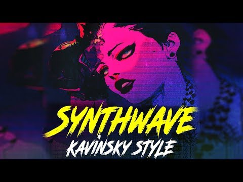 Kavinsky  Nightcall FREE FL Studio Template flp Donwload