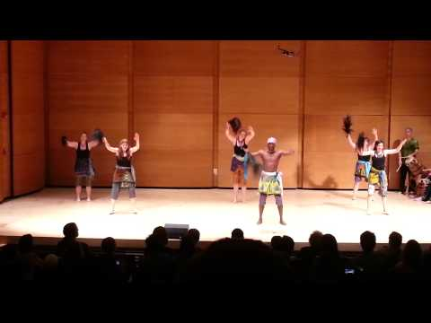 """""""Slow and Fast Agbekor"""" by Agbekor Drum and Dance Society"""
