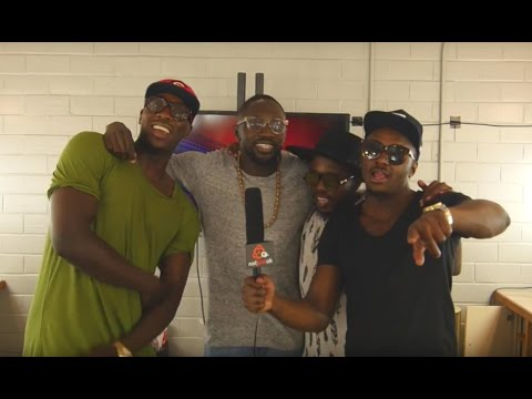 "Sauti Sol on the Kuliko Jana ""Moment of Magic"", Winning ""Best African Act"" MTV #EMA 
