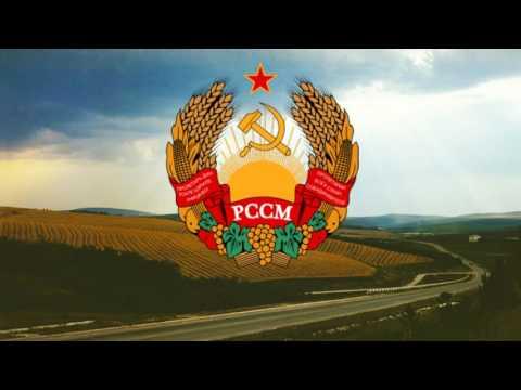 Moldova Sovietică - Imnul Republicii Sovietice Socialiste Moldovenești