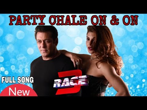 Party Chale On On Song | Race 3| Mika Singh, Lulia Vantur