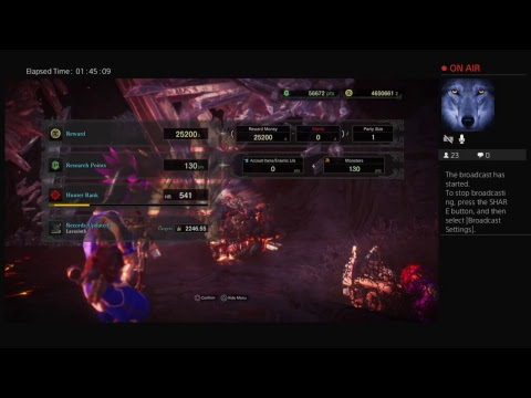 Monster Hunter World วิชเชอร์ 3 แบบสดๆ thumbnail