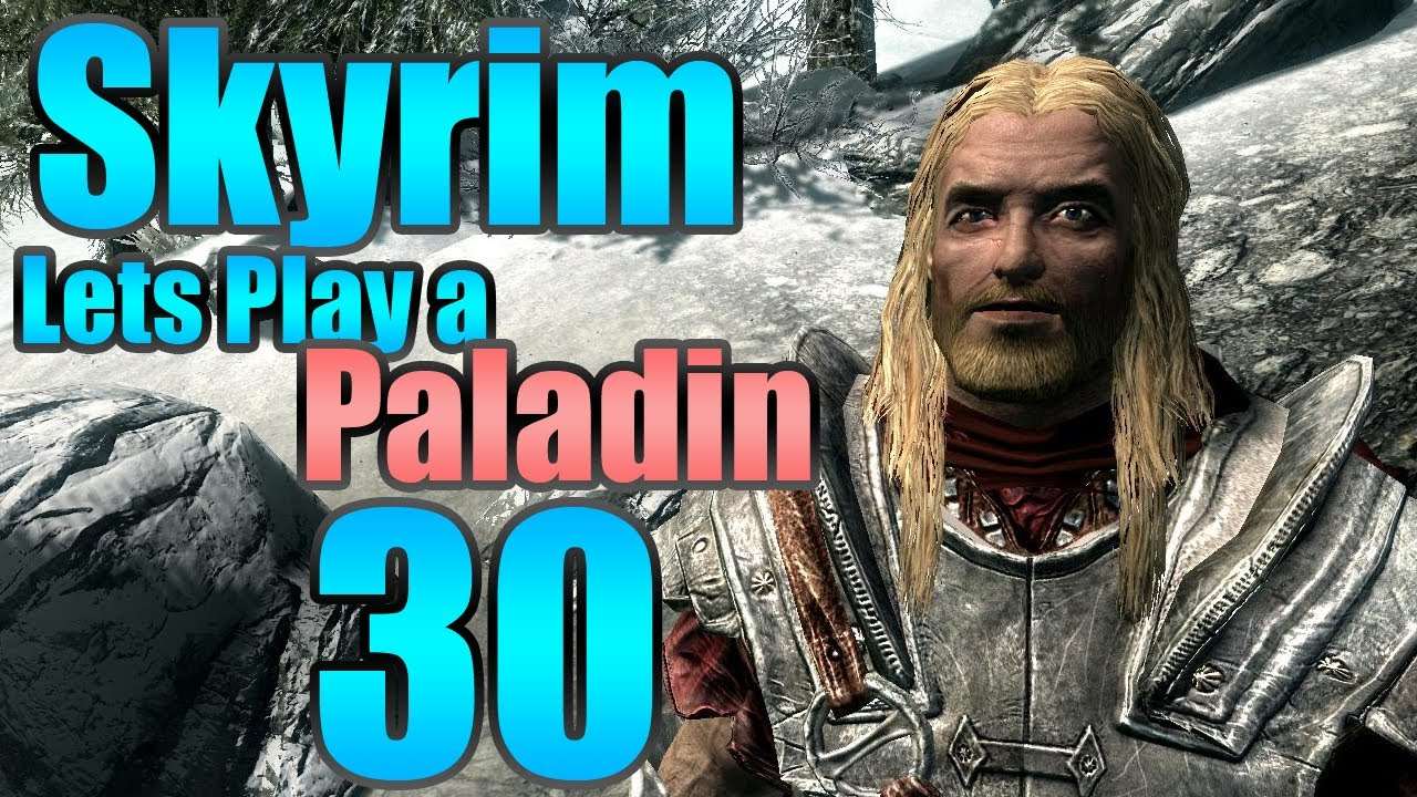 "Skyrim Roleplay ""To the Shrine of Talos!"" EP:30 PaladinMods - YouTube"
