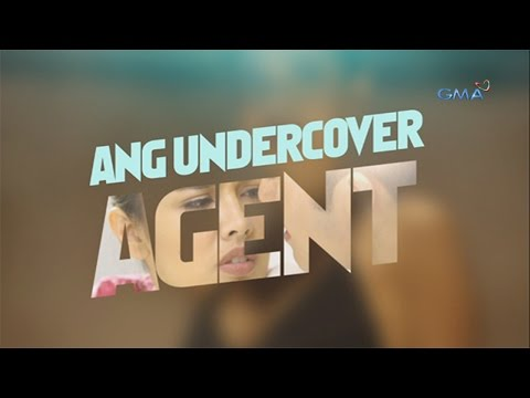 Dangwa: Ang undercover agent at ang gorgeous model
