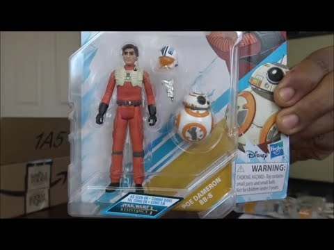 Star Wars: Resistance - Spring 2019 Collection - UNBOXING!!!