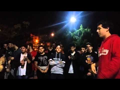Big Nicc vs Dragma - General Rap 3º Edición - Filtros