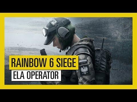 Tom Clancy's Rainbow Six Siege - Blood Orchid : Operator ELA | Ubisoft [DE]