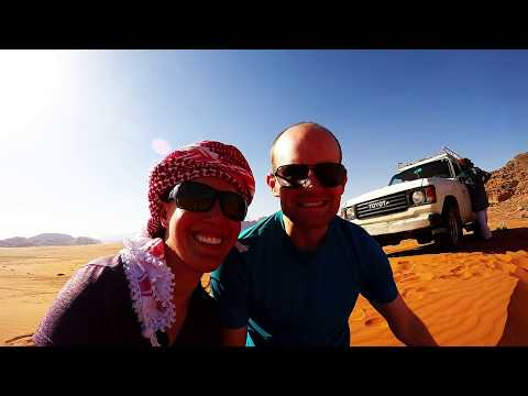 Mooney Travels - Jordan