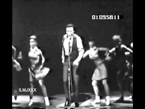 CHUBBY CHECKER - SHE WANTS TO SWIM (LIVE VIDEO FOOTAGE)