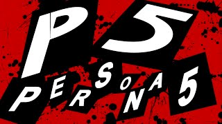 Download ペルソナ5 オープニングアニメーション