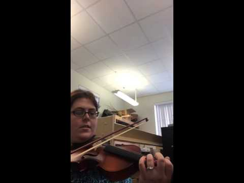 The Planets Violin 1