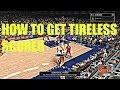 HOW TO GET TIRELESS SCORER BADGE | SUPER FAST | FULL TUTORIAL| NBA 2K17