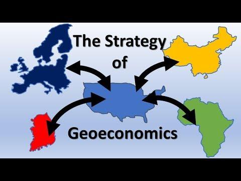 The Strategy of Geoeconomics