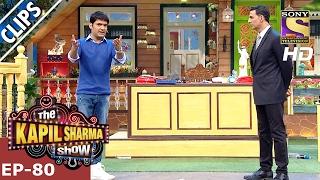 Akshay Kumar Praises Kapils Body Fitness – The Kapil Sharma Show - 5th Feb 2017