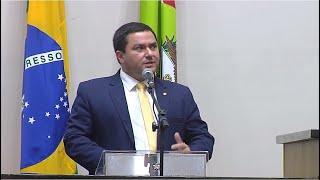 Ricardo Alba pede melhorias na rede elétrica do Planalto Norte