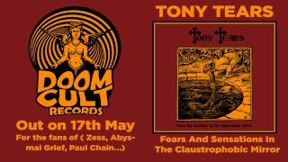 Tony Tears - Coniurationes Mundi \ DOOM CULT RECORDS promo