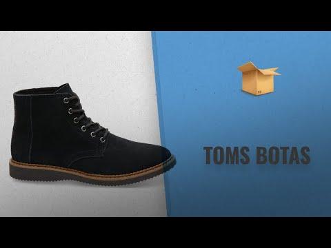 10 Mejores Ventas De Toms: Toms Men's Porter Suede Boot
