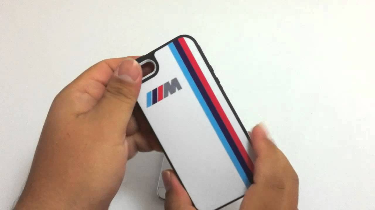 Top 10 Iphone 5 Case Bmw M3 M5 M6 M Power Pc Tpu Case White Color