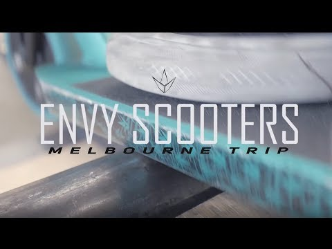 Envy Scooters | Melbourne