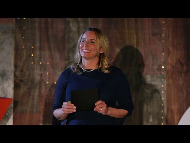 I Am Not Who You Think I Am | Jenn Daniels | TEDxGilbert