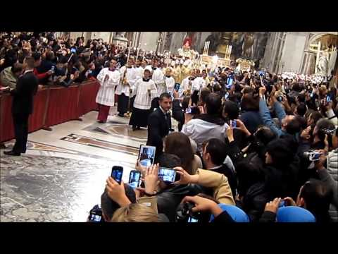 Christmas Eve mass Vatican