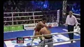 Amin Asikainen vs. Luis Campas